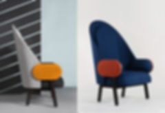 design Kalpakian fauteuils ébène foucauld