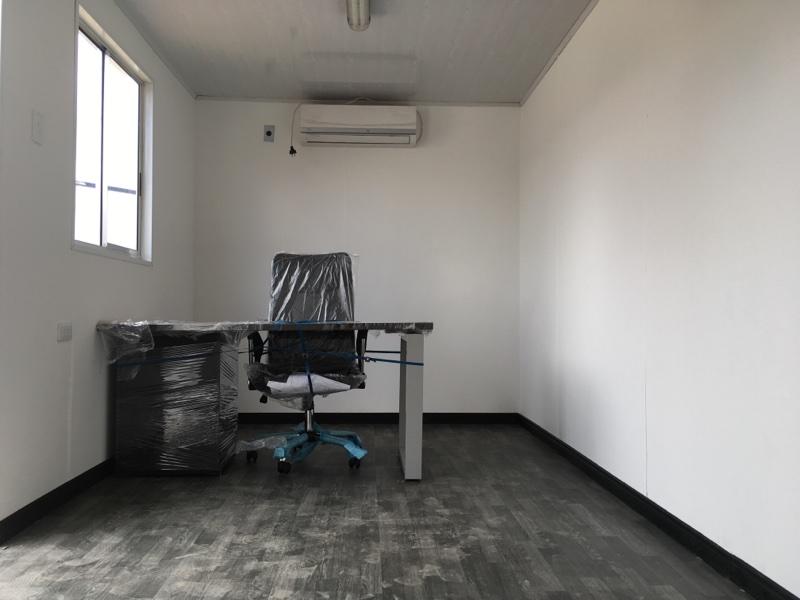 Contenedor oficinas