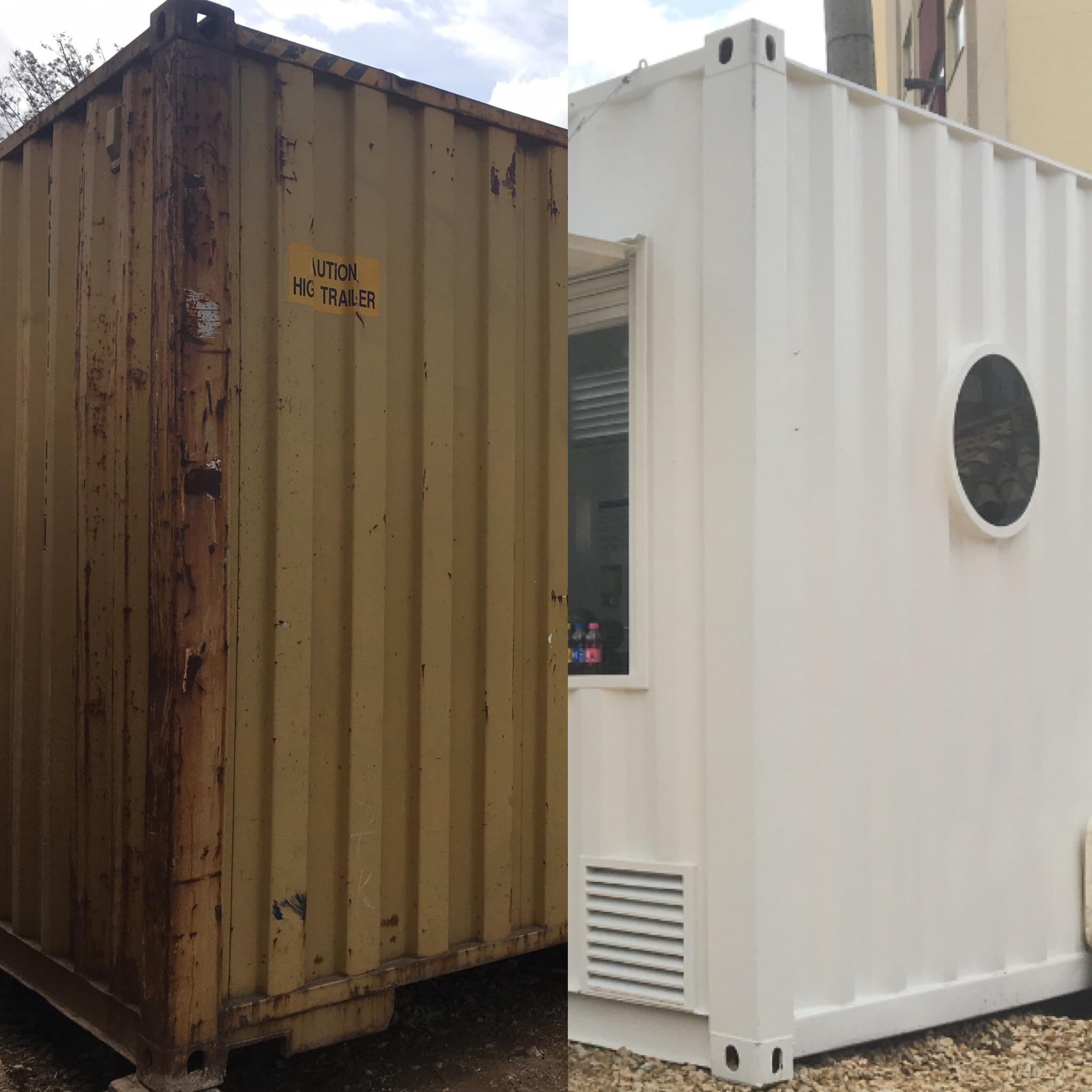Proyecto en container