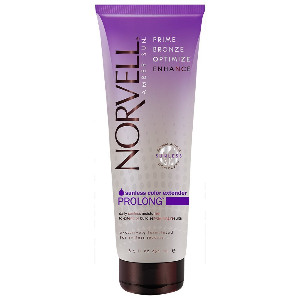 Norvell mini tan extend lotion