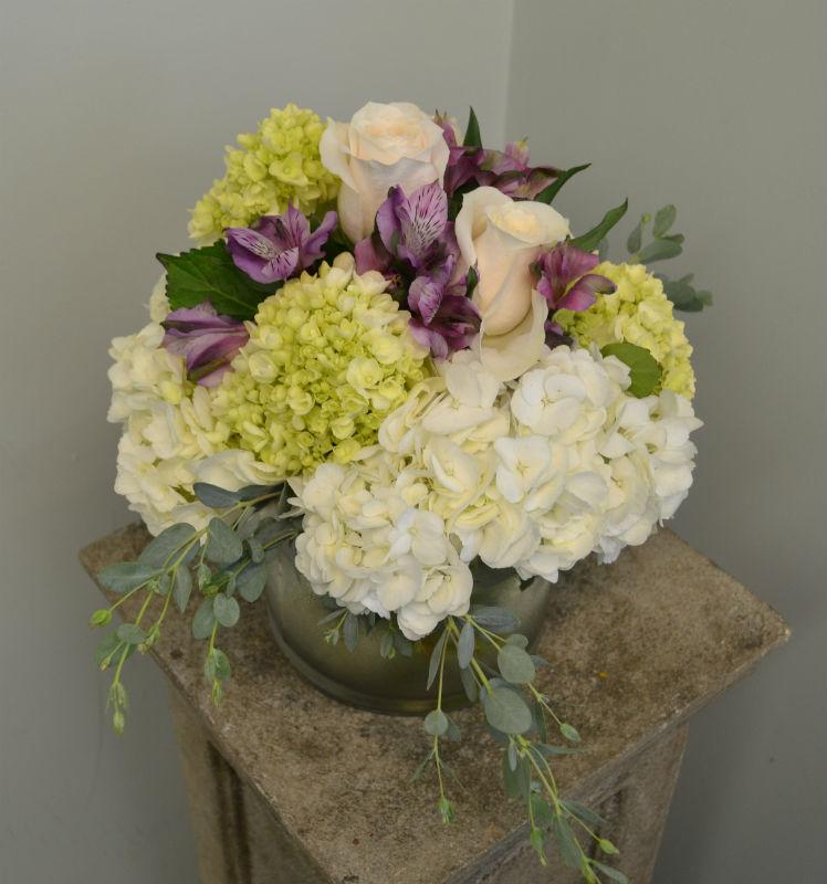 Hydrangea & Roses (2)