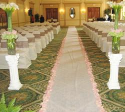 Ceremony Flower Decorations