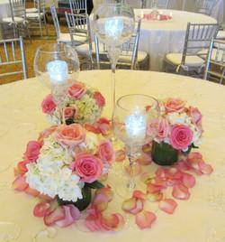 Hydrangea & Roses Intercontinental