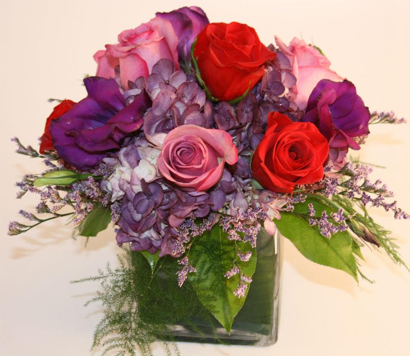 Hydrangea & Roses (6)