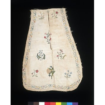 Unknown, Pocket, c.1720-25, Victoria and Albert Museum, London. T. 1411-1900.