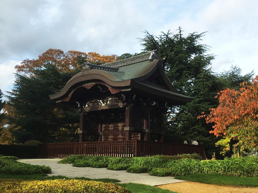 The Chokushi-Mon at Kew Gardens