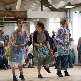 Review: Exploring the Industrial Heritage of Lancashire with About Time Dance's 'Cotton'