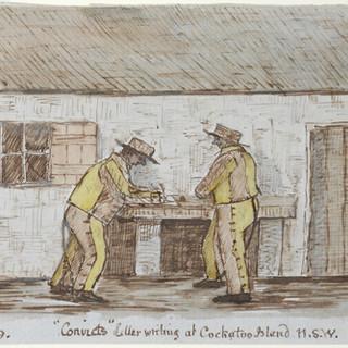 Diversifying a Digital Dataset? Cockatoo Island Convicts