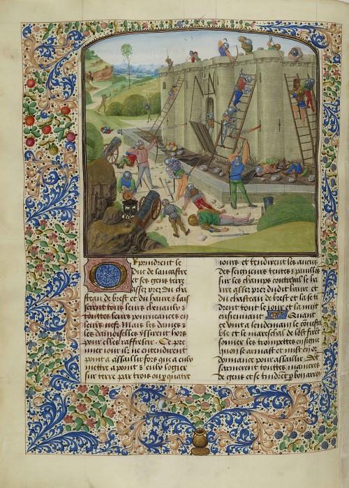 Siege of Brest.