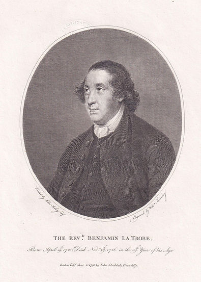 Benjamin LaTrobe Moravian Church
