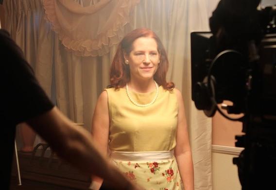 Filming Franklin Fogerty