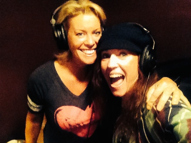 Studio Vox with Gigi
