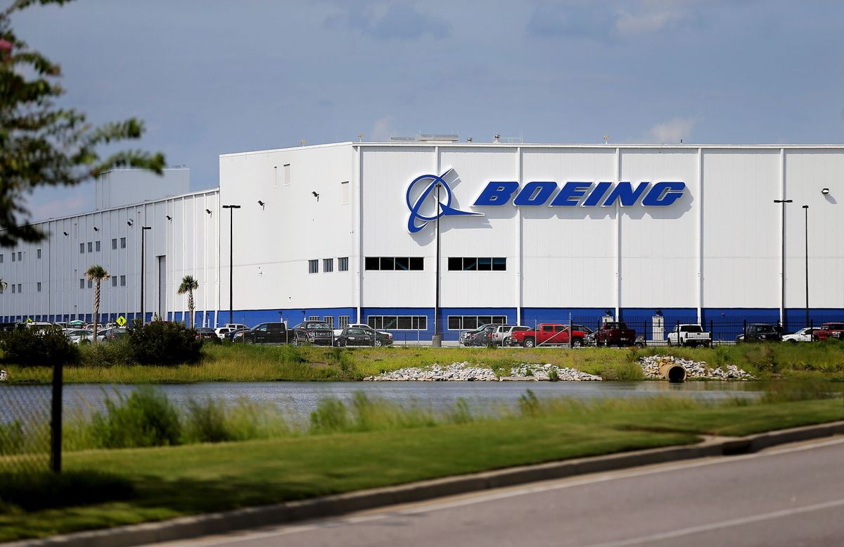 Boeing Facilities