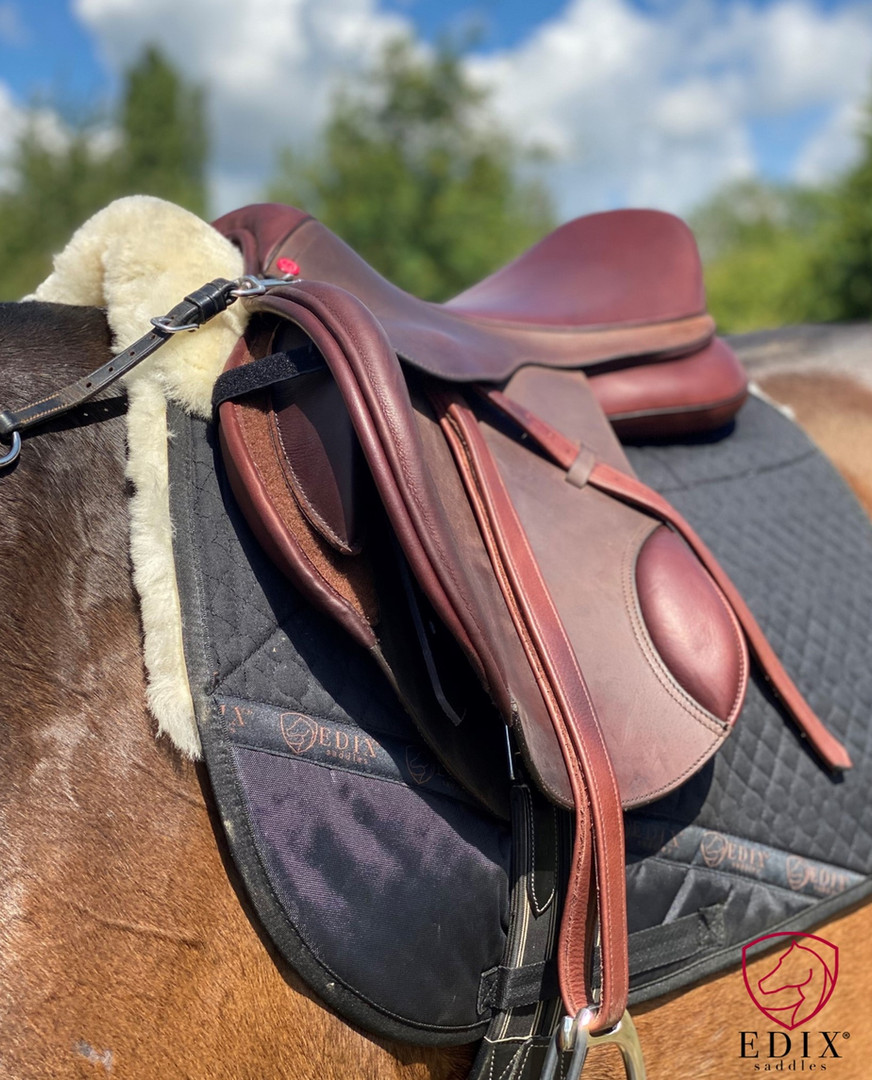 Soft Tree Jumping Saddle by EDIX