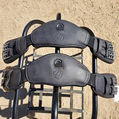 Anatomical Girths for Treeless Dressage Saddle