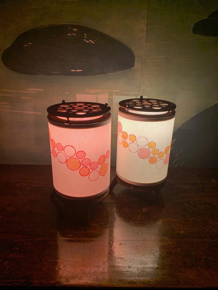 Nightlight - cream (smart globe)