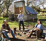 Cattlemen huts tour Australia