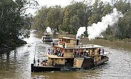 Murray River boat tour