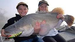 Murray Cod Fishing