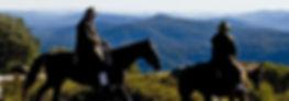 Horse riding tour Australia