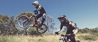 Mountain bike Victoria