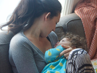 Feeding a sick child: Commiseration and recipes for nourishing your child this flu season
