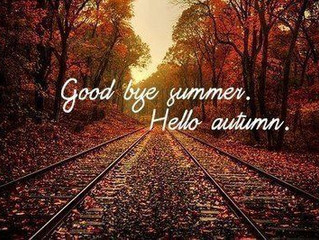 Goodbye Summer!