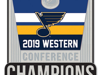 2019 Western Conference Champions!