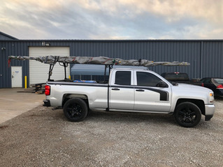 Photo of the Week- Pickup Truck with Rack