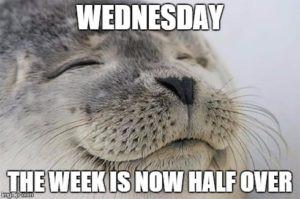 Half Way To The Weekend