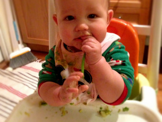 Food Is For Fun Until Age One