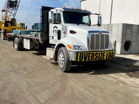 Oversize Load Delivery