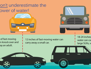Flood Driving Safety Tips