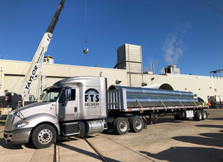 Photo of the Week! 53ft Tractor Flatbed
