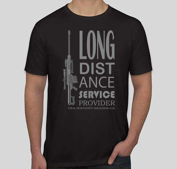 Long Distance Service Provider Tee