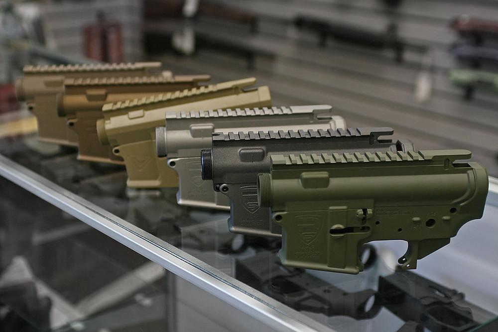 ar15 ar10 lower receiver cerakote rifle supply