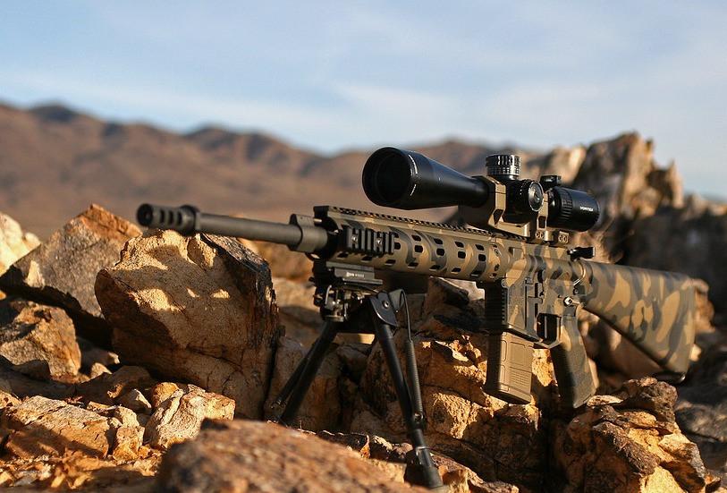 spr ar15 rifle supply cerakote vortex optics viper pst