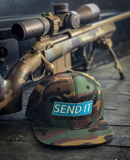 Send It Shooters Hat
