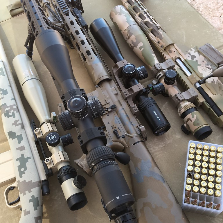 MIL and MOA scopes