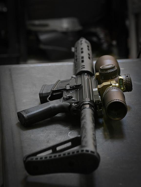 precision rifle carbon vortex optics razor hd