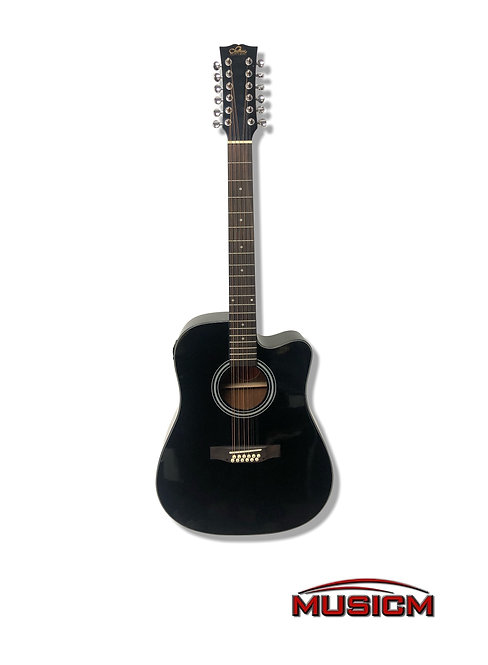Sevillana 12 String Acoustic Guitar (SV-EQ-12)