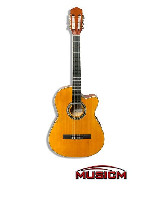Grape Classical Guitar (EC-320 YN)