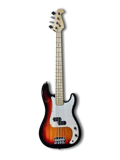 Electric Bass Sunburst