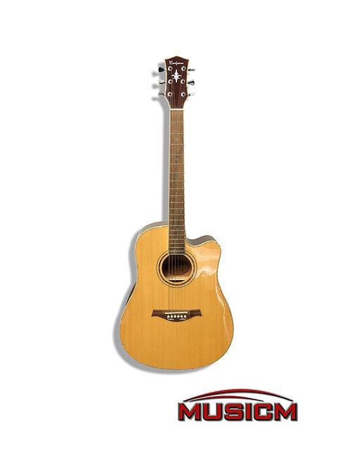 Casdyman Acoustic Guitar (CM-NT)