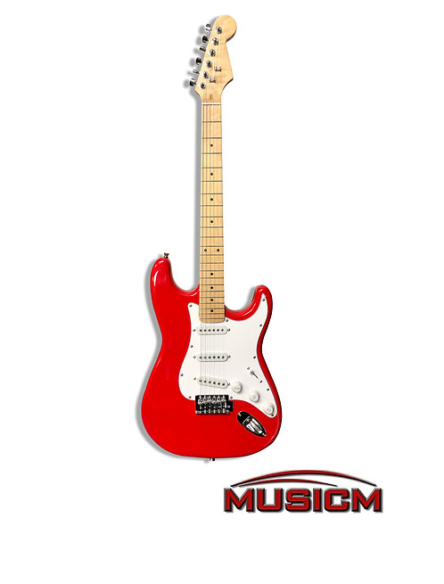 ELECTRIC GUITAR HS382 - RED