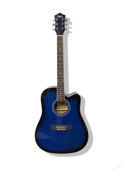 T411-BL Acoustic Guitar