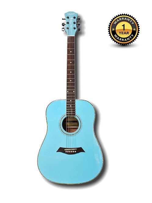Dame Acoustic Guitar Lilies70 LSJ LB