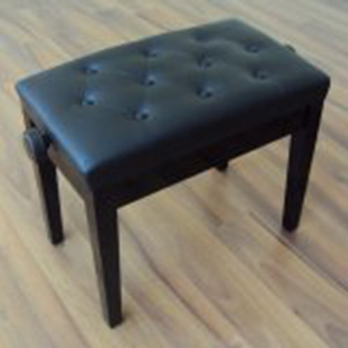 Piano Bench Padded Top Adjustable Height Brand New