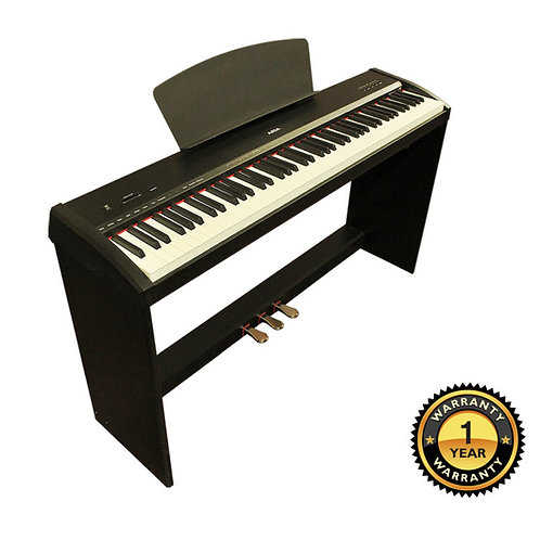 Digital Piano 88 Gradually Weighted Keys 3 Pedals (Brand New)