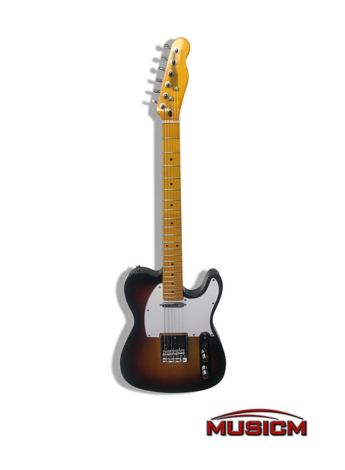 Sunburst Electric Guitar (TS-SB)